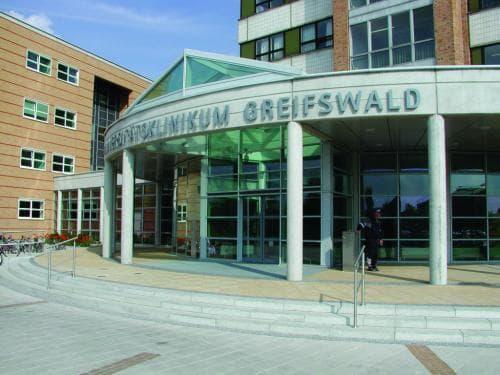 Greifswald Krankenhaus