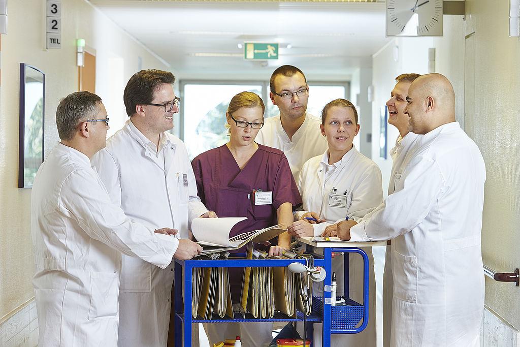 St  Vincenz Krankenhaus in Paderborn ✚ Krankenhaus de